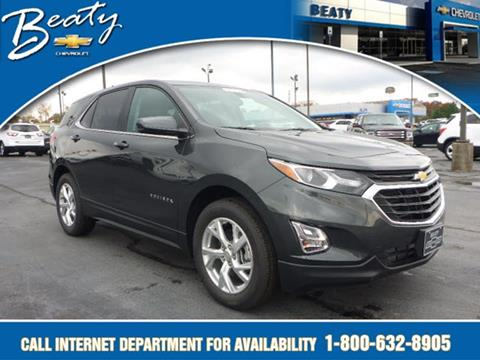 2018 Chevrolet Equinox for sale in Knoxville, TN