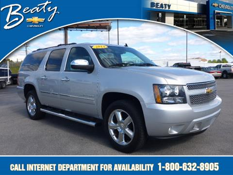 2014 Chevrolet Suburban for sale in Knoxville, TN