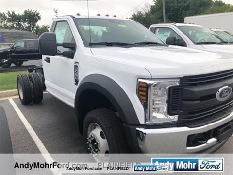 2018 Ford F-450 Super Duty for sale in Plainfield, IN