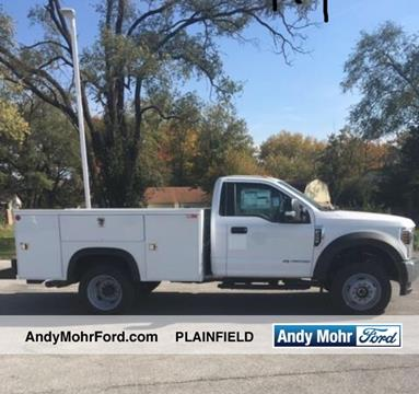 2019 Ford F-550 Super Duty for sale in Plainfield, IN