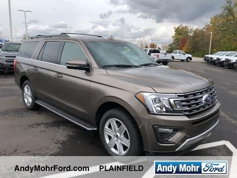 2018 Ford Expedition MAX for sale in Plainfield, IN