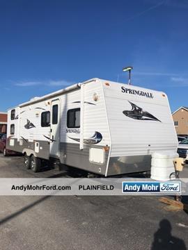 2010 Keystone Springdale for sale in Plainfield, IN