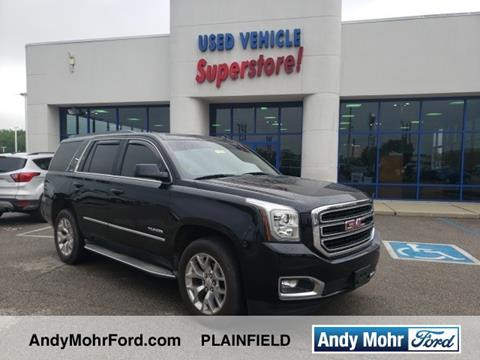 2015 GMC Yukon for sale in Plainfield, IN