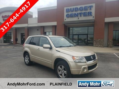 2006 Suzuki Grand Vitara for sale in Plainfield, IN