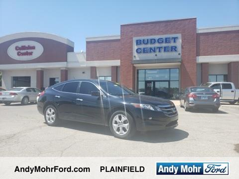 2012 Honda Crosstour for sale in Plainfield, IN
