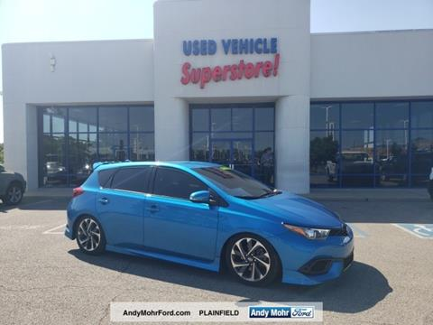 2016 Scion iM for sale in Plainfield, IN