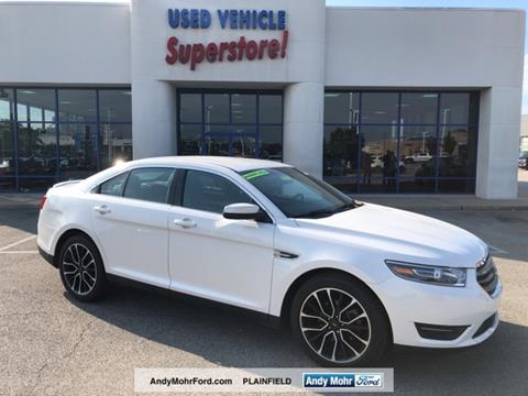 2017 Ford Taurus for sale in Plainfield, IN