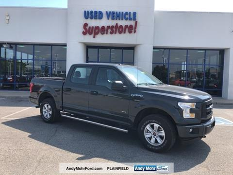2017 Ford F-150 for sale in Plainfield, IN