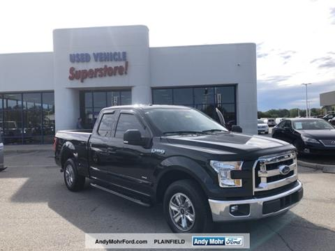 2015 Ford F-150 for sale in Plainfield, IN