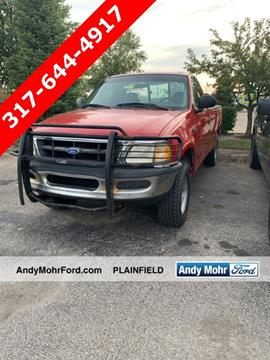 1997 Ford F-150 for sale in Plainfield, IN