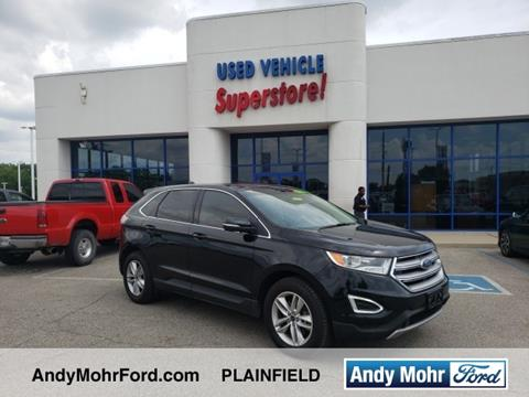 2016 Ford Edge for sale in Plainfield, IN