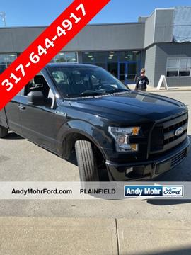 2016 Ford F-150 for sale in Plainfield, IN