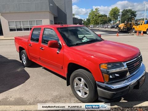 2012 GMC Canyon for sale in Plainfield, IN