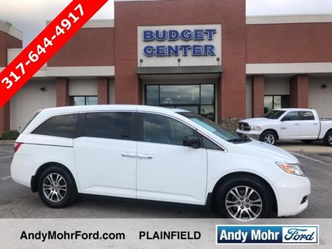 2011 Honda Odyssey for sale in Plainfield, IN