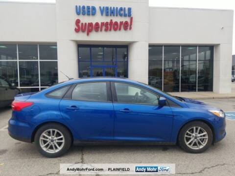 2018 Ford Focus for sale in Plainfield, IN