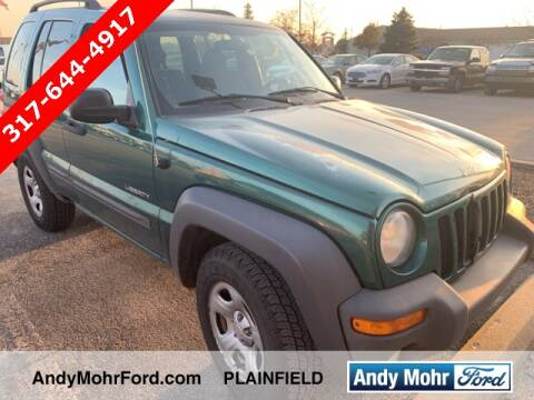 2004 Jeep Liberty for sale in Plainfield, IN