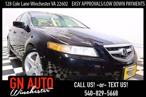 2006 Acura TL for sale in Winchester, VA