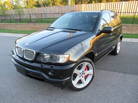 2002 BMW X5 for sale in Temple Hills, MD