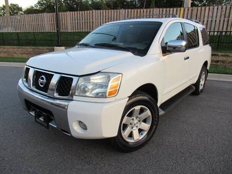 2004 Nissan Armada for sale in Temple Hills, MD