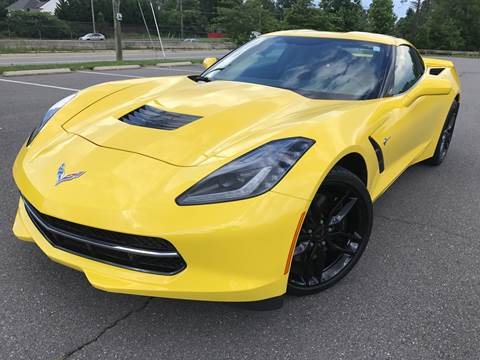 2016 Chevrolet Corvette for sale at Car Match in Temple Hills MD
