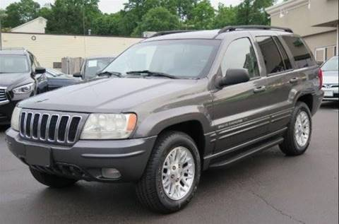 2002 Jeep Grand Cherokee for sale in Temple Hills, MD