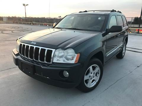 2005 Jeep Grand Cherokee for sale in Temple Hills, MD