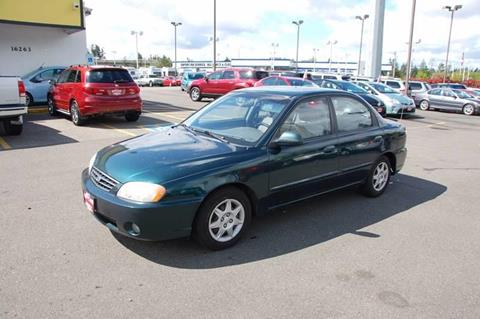 2002 Kia Spectra for sale in Covington, WA