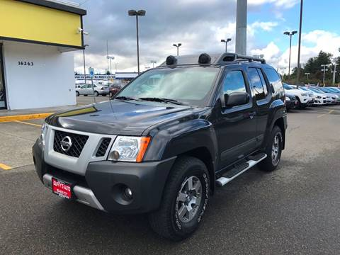 2012 Nissan Xterra for sale in Covington, WA