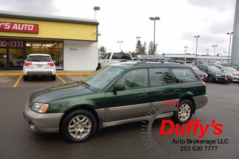 2002 Subaru Outback for sale in Covington, WA