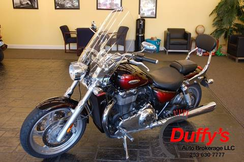 2010 Triumph Thunderbird for sale in Covington, WA