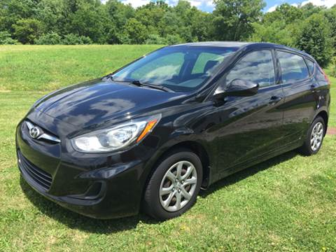 2012 Hyundai Accent for sale in Milford, OH