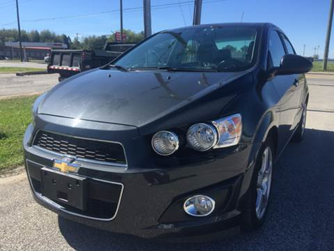 2015 Chevrolet Sonic for sale in Milford, OH