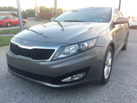 2013 Kia Optima for sale in Milford, OH