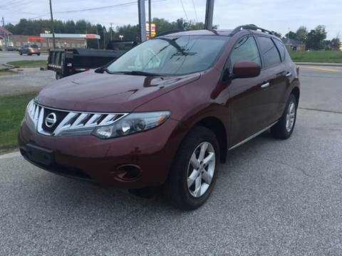2009 Nissan Murano for sale in Milford, OH