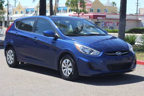2016 Hyundai Accent for sale in San Diego, CA