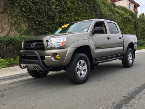 2010 Toyota Tacoma for sale in San Diego, CA