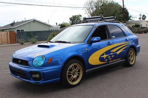 2002 Subaru Impreza for sale in San Diego, CA