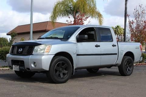2004 Nissan Titan for sale in San Diego, CA