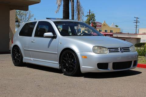 2004 Volkswagen R32 for sale in San Diego, CA