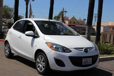 2012 Mazda MAZDA2 for sale in San Diego, CA
