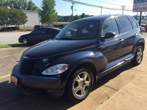 2001 Chrysler PT Cruiser for sale in Greensboro, NC