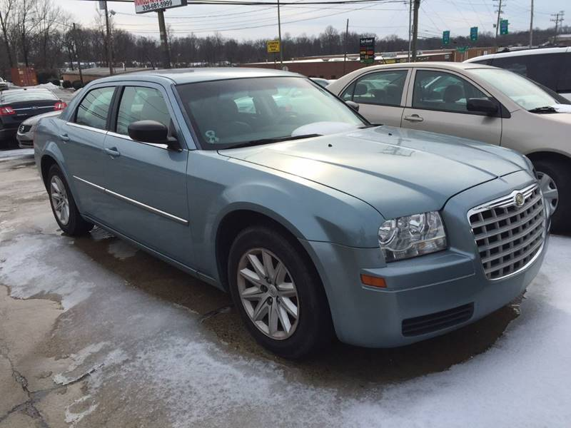 2008 Chrysler 300 for sale at Monroes Auto Export in Greensboro NC