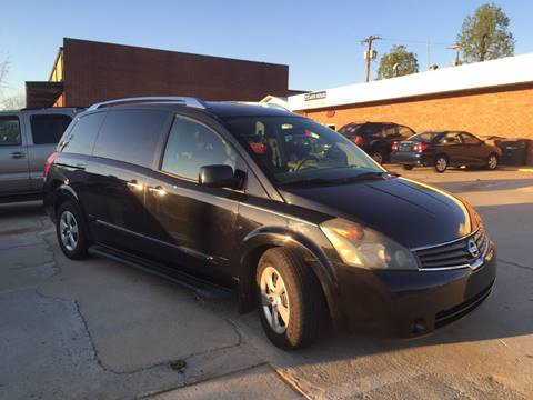 2007 Nissan Quest for sale at Monroes Auto Export in Greensboro NC