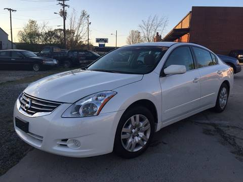2012 Nissan Altima for sale at Monroes Auto Export in Greensboro NC