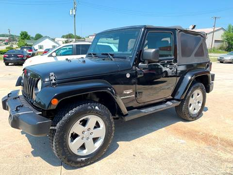 2007 Jeep Wrangler for sale in Greensboro, NC