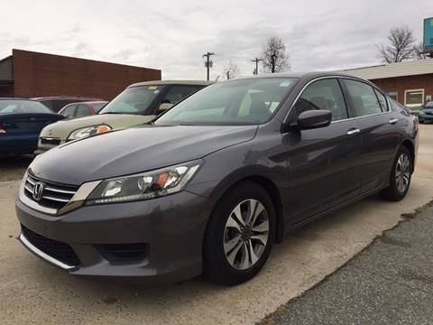 2013 Honda Accord for sale in Greensboro, NC