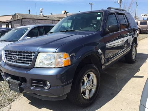 2005 Ford Explorer for sale in Greensboro, NC