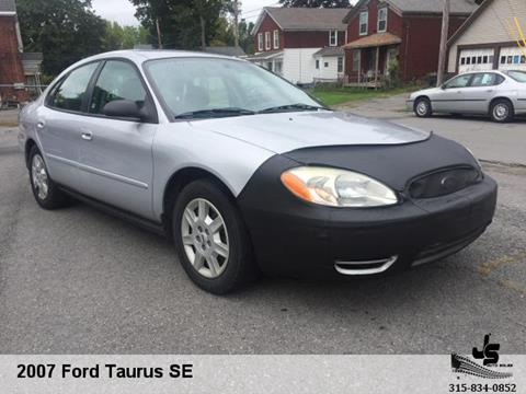 2007 Ford Taurus for sale in Utica, NY