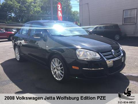 2008 Volkswagen Jetta for sale in Utica, NY
