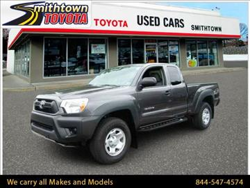 Toyota Tacoma For Sale  Carsforsalecom